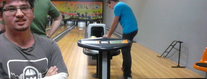 Bowlarama is one of New Plymouth To-Do List.