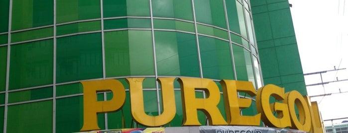 Puregold Araneta Center is one of fave spot.