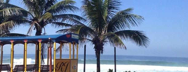 Praia da Barra da Tijuca is one of Beach in Rio.