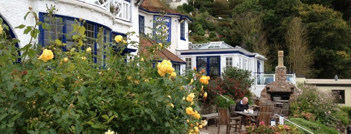 The Cary Arms is one of Guide to Torbay's best spots.