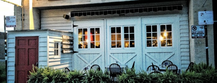 Grange Hall Burger Bar is one of Meals to Eat.