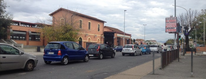 Metro Torrenova (MC) is one of Muoversi a Roma.