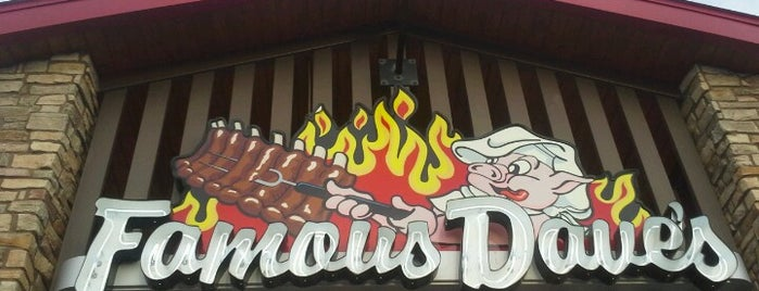 Famous Dave's is one of Las Vegas City Guide.