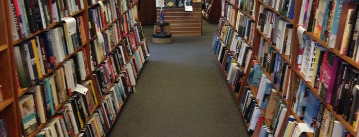 Harvard Book Store is one of Badge list.