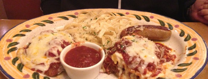 Olive Garden is one of Shopping.