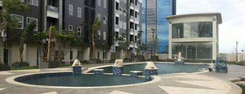 Silkwood Residence Apartment is one of Mall @ Alam Sutera Directory.