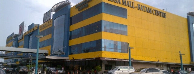 Mega Mall is one of Top 10 favorites places in Batam, Indonesia.