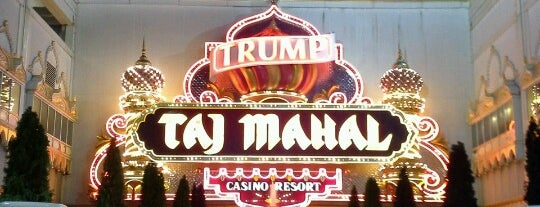 Trump Taj Mahal Casino Resort is one of Do One Thing A Week Places.