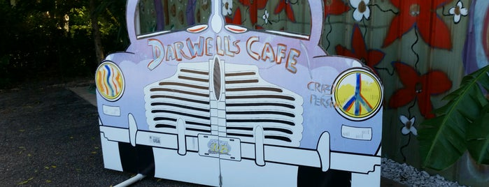 Darwell's Cafe is one of Triple D Restaurants.