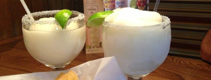 On The Border Mexican Grill & Cantina is one of The best after-work drink spots in Miami, FL.