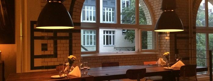 eins44 Kantine Neukölln is one of The 15 Best Fancy Places in Berlin.
