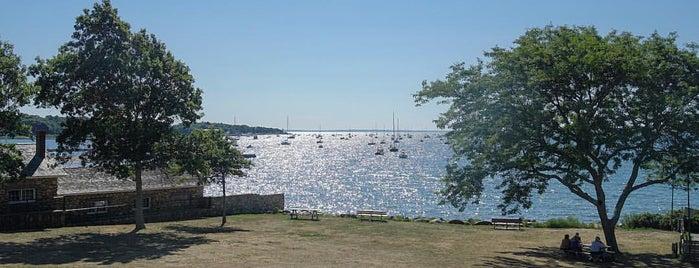 Shipyard Park is one of Guide to Mattapoisett's best spots.