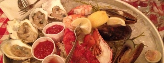 Grand Central Oyster Bar is one of NYC I see.