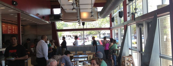 Chipotle Mexican Grill is one of Guide to Raleigh's best spots.