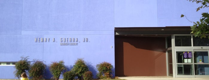 Guerra Library is one of Ya es hora-Libera Tu Voz.
