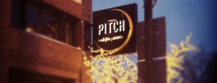 Pitch Coal-Fire Pizzeria is one of Dining of Omaha.