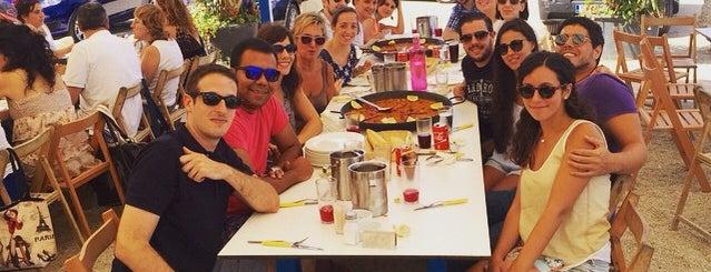Chiringuito Azul is one of los mejores sitios para comer en Alicante.