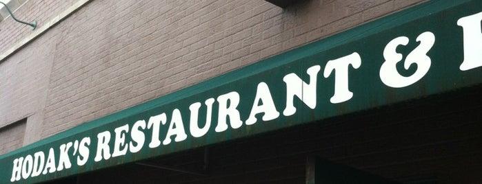 Hodak S Restaurant Bar St Louis Mo
