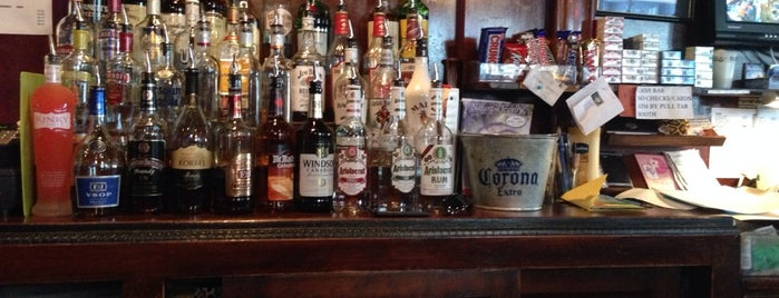 The Corner Bar is one of Local Nightlife.