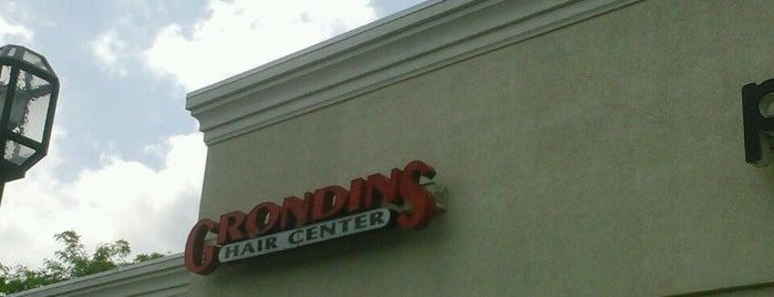 Grondin's Hair Center is one of Just Everyday Places.