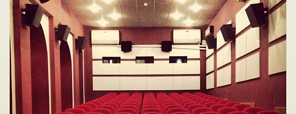 Московские кинотеатры | Moscow Cinema