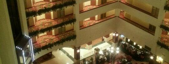 Renaissance Charlotte Suites Hotel is one of Ren.