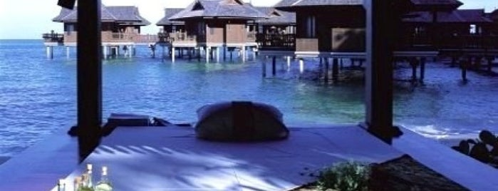 Puteri Dewi Spa, Pangkor Island Beach Resort is one of My Favorite Places.