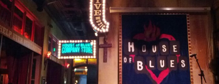 House of Blues San Diego is one of Favorite Eats.