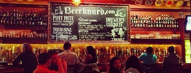 Flying Saucer Draught Emporium is one of Clubs, Pubs & Nightlife in ATX.