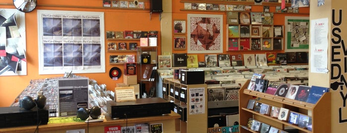 Sonic Boom Records is one of My Saved Places.