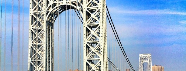 George Washington Bridge is one of Check-In.