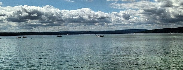 Canandaigua Lake is one of Roc.