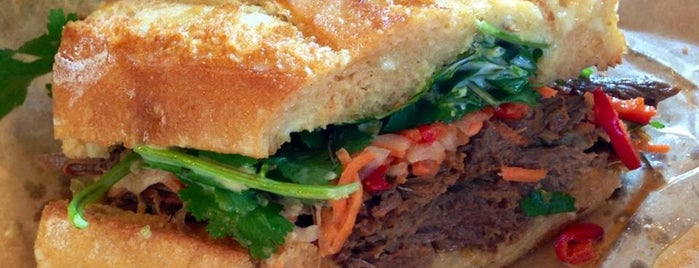 GTA  (Gjelina Take Away) is one of 15 Bucket List Sandwiches in L.A..
