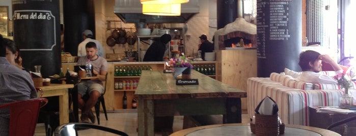 Café Toscano is one of 100 Perfectas Ideas para Dominguear.