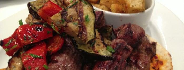 El-Phoenician is one of Top 10 dinner spots in Sydney, Australia.