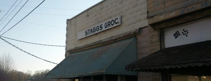 Stagg's Grocery is one of Food in The Shoals Area.