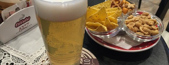Bar Mezzaluna is one of Mangiare e bere.