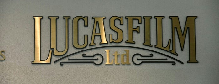 Lucasfilm Ltd is one of silicon valley.