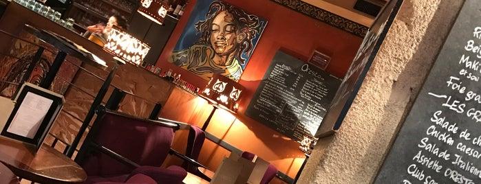 Oresto Café is one of Tops Restos Paris.