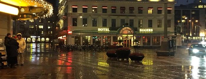 Västtrafik Tidpunkten is one of Göteborg.