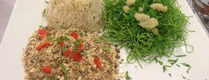 Taste And See is one of São Paulo Vegan!.
