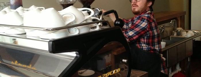 Collective Espresso is one of Non-Starbucks Coffee.