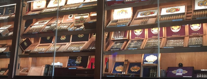 Genuine Cigar is one of La Palina Retailers.
