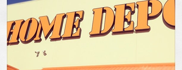 The Home Depot is one of * Gr8 Dallas Shopping (non-grocery).