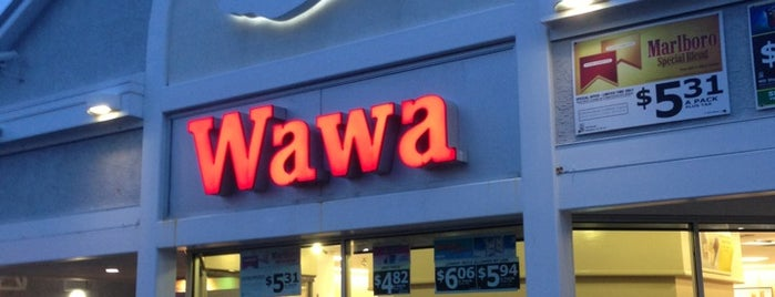 Wawa is one of Must-visit Food in Ocean City.