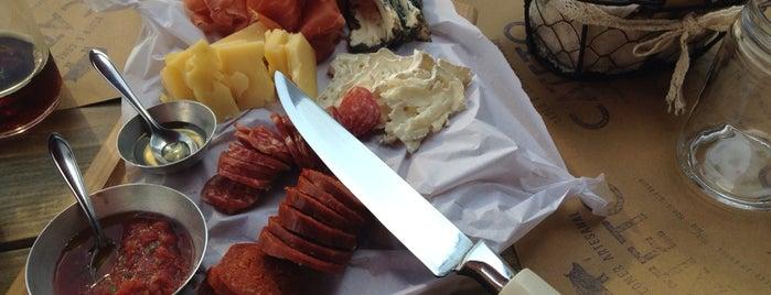 Cateto Beber e Comer Artesanal is one of Lugares para Conhecer e Comer.