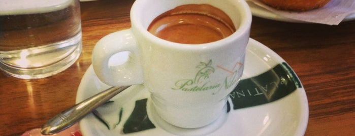 Pastelaria Nilo is one of Os melhores cafés de Lisboa.