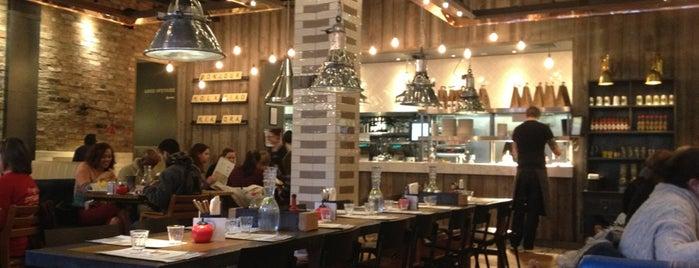 Gourmet Burger Kitchen is one of Must-visit Food in Birmingham.