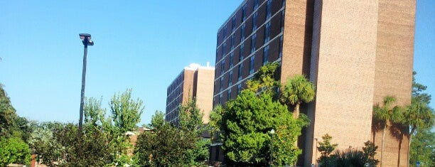 Salley Hall is one of Residence Halls.