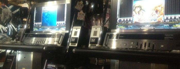 中野ロイヤル is one of beatmania IIDX 設置店舗.